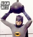 Adam West Class of 2009 [Wild Card]