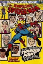 Amazing Spider-man #121-122 Class of 2014 (comics issues)