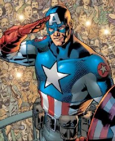Captain America Class of 2010