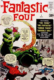 Fantastic Four #1 Class of 2015 (Comics Issue)
