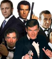 James Bond Class of 2009 [Wild Card]