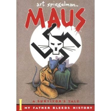 Maus I & II Class of 2014 (Comics Issue)