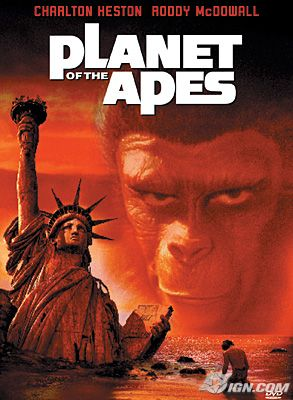 Planet of the Apes Class of 2011