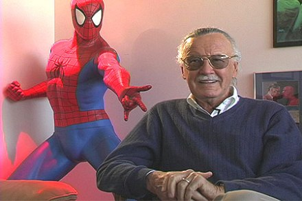 Stan Lee Class of 2010 (Wild Card)