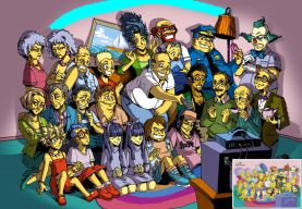 The Simpsons (TV Show) Class of 2010