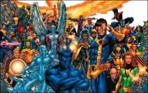 X-Men Class of 2012 (Wild Card)