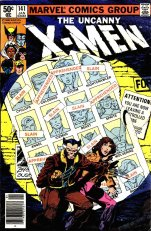 Uncanny X-Men #141-142 Class of 2016 (Comic Issues)