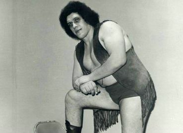 Andre the Giant Class of 2016 Wild Card