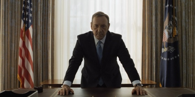 Frank Underwood Class of 2016 Wild Card