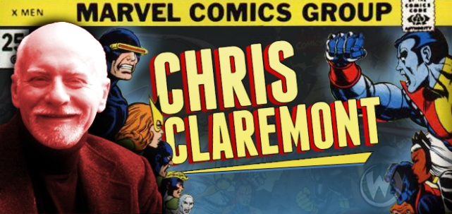 Chris Claremont 2016 NGD Award