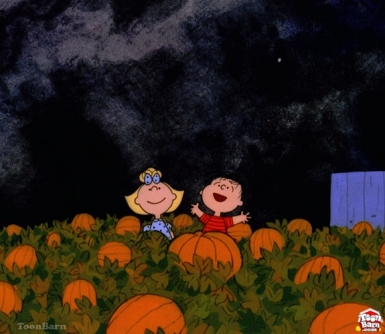 It's the Great Pumpkin Charlie Brown 2017 Jan 1