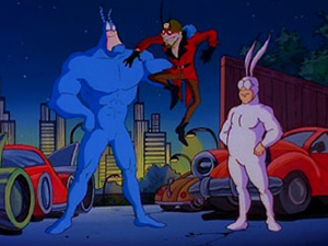 The Tick 2017 Jan 1
