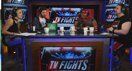 Image result for tv fights roxy striar