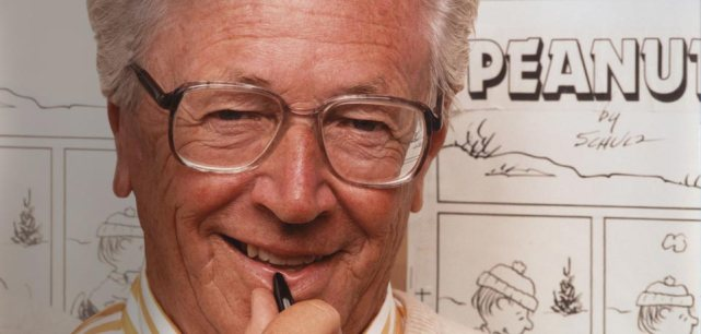 Charles Schulz 2017 Legends Inductee