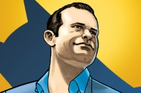 Bill Finger 2017 Legends Inductee