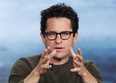 J.J. Abrams 2017 Wild Card inductee