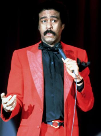 Richard Pryor Jan 1 Inductee (Comedians)