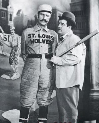 Abbott and Costello Jan 1 Inductee (Comedians)