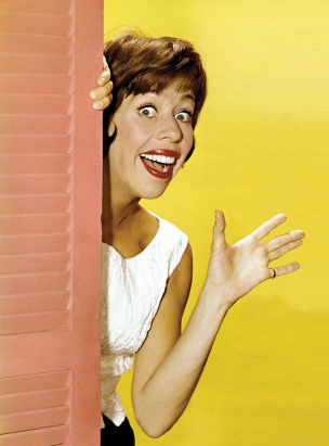 Carol Burnett Jan 1 Inductee (Comedians)