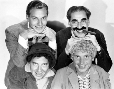 The Marx Brothers Jan 1 Inductee (Comedians)