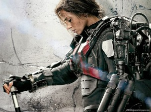 Image result for rita vrataski edge of tomorrow