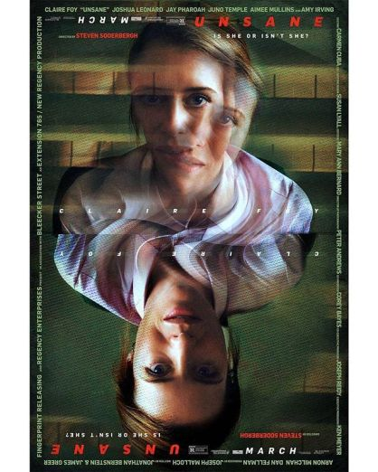 Image result for unsane movie poster