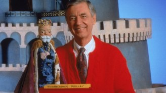 Fred Rogers 2018 Legend
