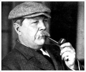 Sir Arthur Conan Doyle 2018 Legend