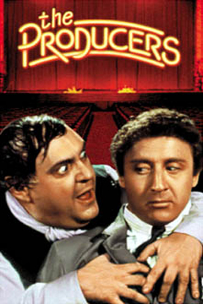 Image result for the producers 1968 movie poster