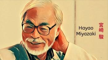Hayao Miyazaki 2018 Legend