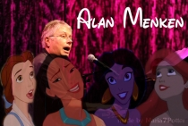 Alan Menken 2019 Jan 1st Special Inductees (Composers)