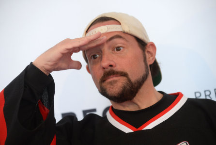 Kevin Smith 10th Anniversary Inductee-February
