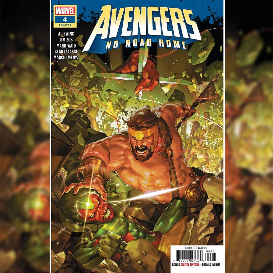 Avengers No Road Home 4 Of 10 Eyg Embrace Your Geekness border=