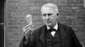 Thomas Edison 2019 April 1 Legends
