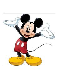 Mickey Mouse 10th Anniversary April inductee
