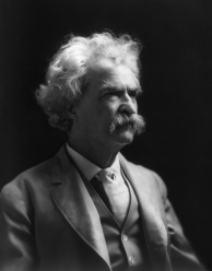 Mark Twain 2019 Legends Inductee April 1st