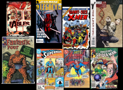 2019 Comic Wing Inductees