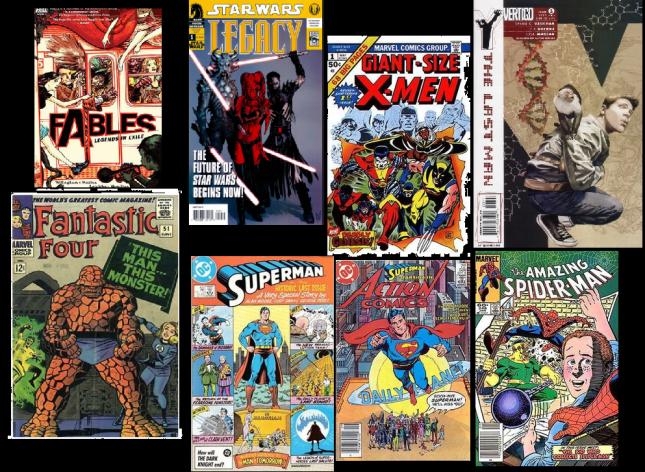Comic Issues