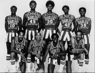 The Harlem Globetrotters 10th Anniversary July