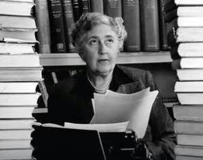 Agatha Christie 10th Anniversary Inductee-August