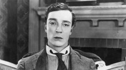 Buster Keaton 2019 Legend Inductee- August 1st
