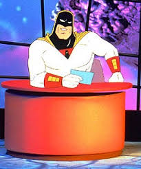 Space Ghost 2019 Wild Card Inductee