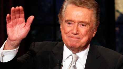 Regis Philbin 10th Anniversary Inductee November