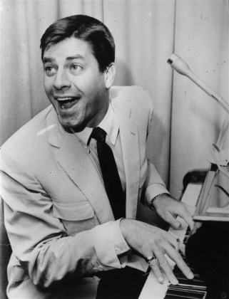 Jerry Lewis- 2019 Dec. 1st- Legend