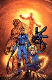 Fantastic Four 10th Anniversary Inductee-December