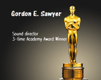 Gordon E. Sawyer 2020 Jan 1st Special Inductees (Movie Tech