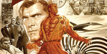Doc Savage 2020 Pulp Character Inductee