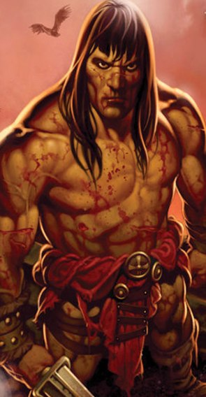 Conan the Barbarian 2020 Pulp Character Inductee