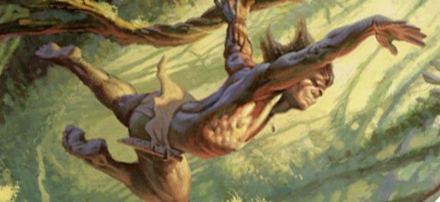 Tarzan 2020 Pulp Character Inductee