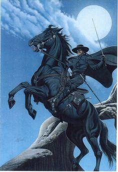 Zorro 2020 Pulp Character Inductee